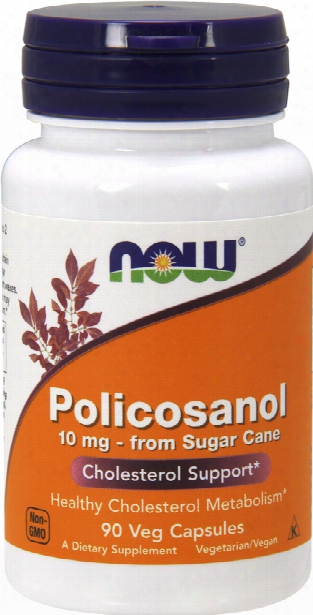 Now Foods Policosanol - 90 Vcapsules