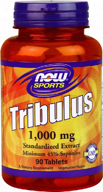 Now Foods Tribulus 1000 - 90 Tablets
