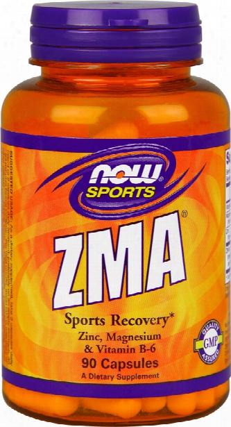 Now Foods Zma - 90 Capsules