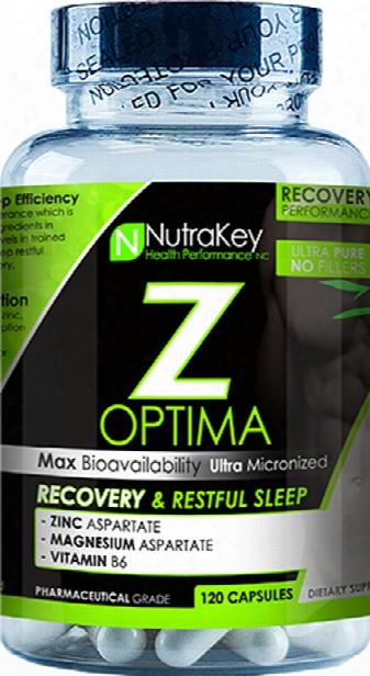Nutrakey Z Optima - 120 Capsules