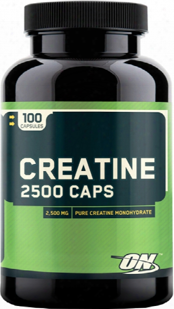 Optimum Nutrition Creatine 2500 Caps - 100 Capsules