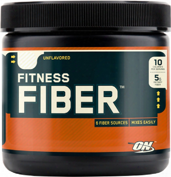 Optimum Nutrition Fitness Fiber - 195g Unflavored