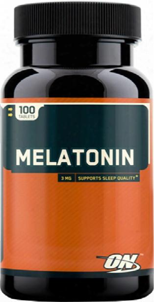 Optimum Nutrition Melatonin - 100 Tablets