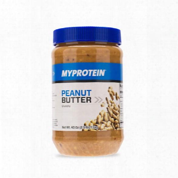 Peanut Butter - Crunchy - 40oz