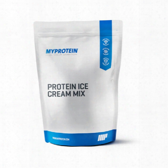 Protein Ice Cream Mix - Banana - 2.2lb (usa)