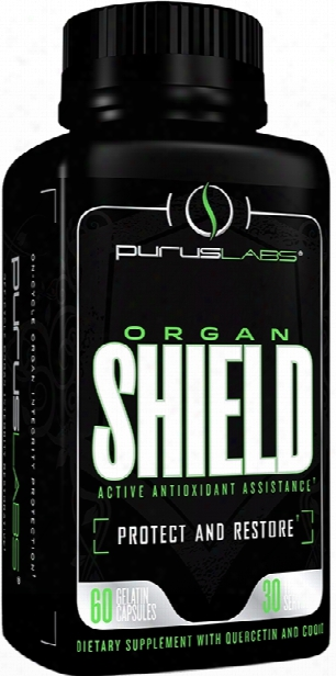 Purus Labs Organ Shield - 60 Capsules