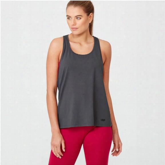 Reveal Vest - Slate Grey - Xs