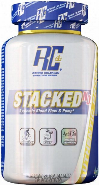 Ronnie Coleman Signature Series Stacked-n.o. - 90 Capsules