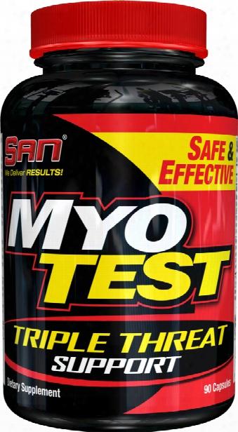 San Myotest - 90 Capsules