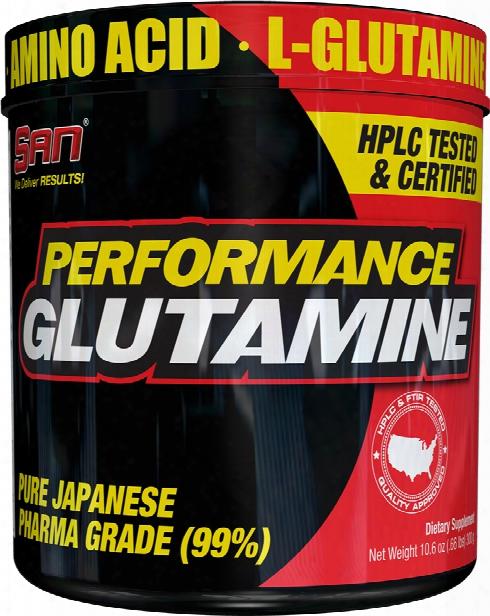 San Performance Glutamine - 300g