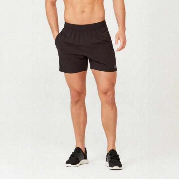 Sprint Shorts - Black - S