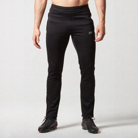 Strike Football Bottoms - Black - Xxl