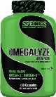 Species Nutrition Omegalyze Advanced - 180 Softgels