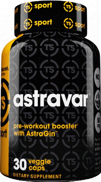 Top Secret Nutrition Astravar 2.0 - 30 Capsules