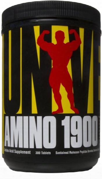 Universal Nutrition Amino 1900 - 300 Tablets