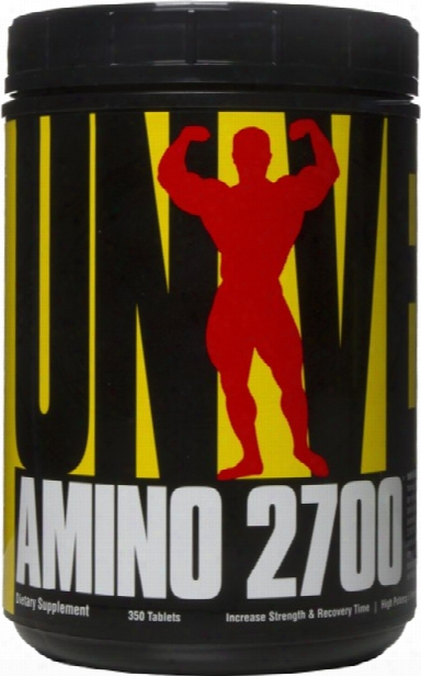 Universal Nutrition Amino 2700 - 350 Tablets