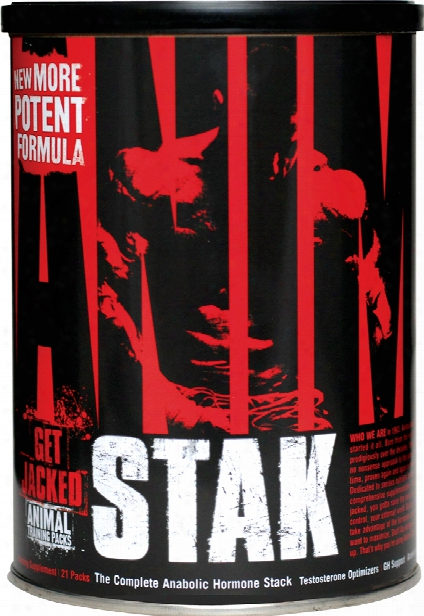 Universal Nutrition Animal Stak - 21 Paks