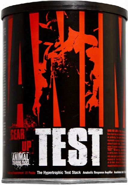 Universal Nutrition Animal Test - 21 Paks