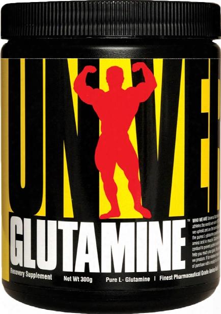 Universal Nutrition Glutamine Powder - 300g