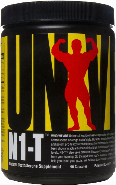 Universal Nutrition N1-t - 90 Capsules
