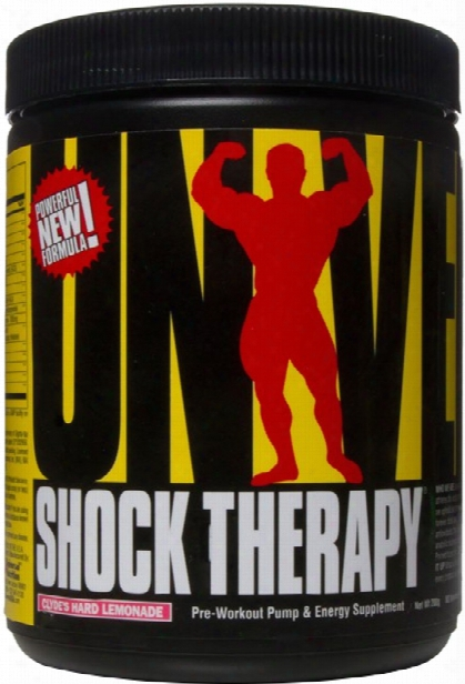 Universal Nutrition Shock Therapy - 200g Clyde's Hard Lemonade