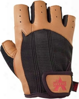 Valeo Ocelot Lifting Gloves - Black Large