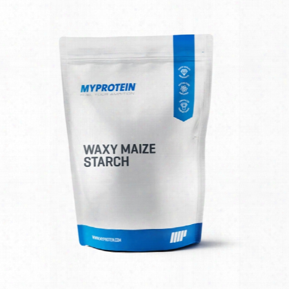 Waxy Maize Starch - Unflavoured, 2.2lbs