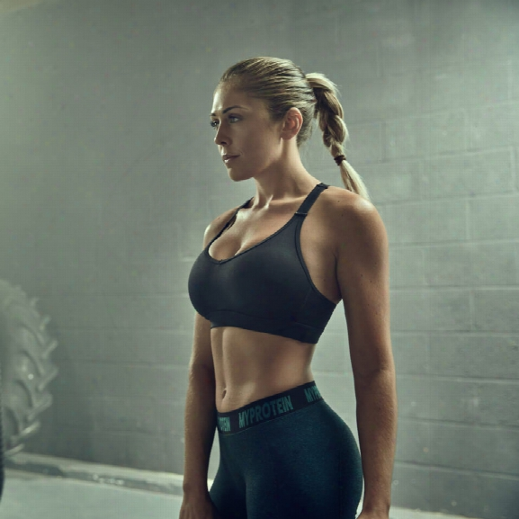 Women's Jan Outfit 1: Sports Bra - Xs - Black, Leggings - Black - Xs