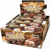 Worldwide Pure Protein Bar - Box Of 12 Chewy Chocolate Chip