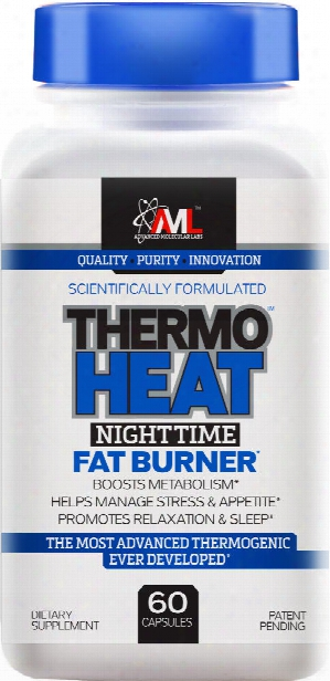 Advanced Molecular Labs Thermo Heat Nighttime - 60 Capsules