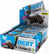 Bpi Sports Best Protein Bar - Box Of 12 Cookies & Cream