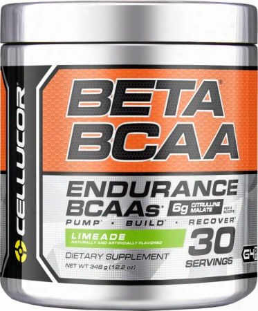 Cellucor Beta Bcaa - 30 Servings Limead