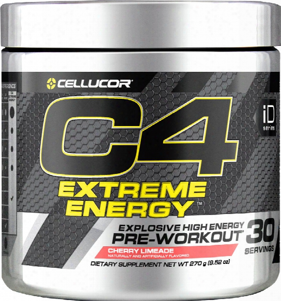 Cellucor C4 Extreme Energy - 30 Servings Cherry Limeade