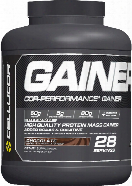 Cellucor Cor-performance Gainer - 5.5lbs Chocolate