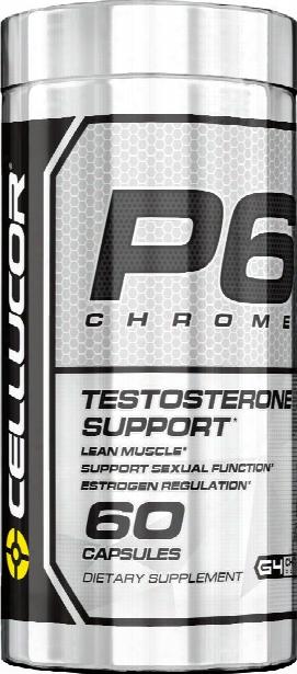 Cellucor P6 Chrome - 60 Capsules