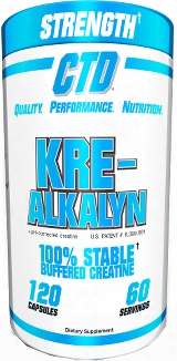 Ctd Sports Kre-alkalyn - 120 Capsules