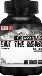 Eat The Bear Bare Essentials Her Multi - 90 Tablets