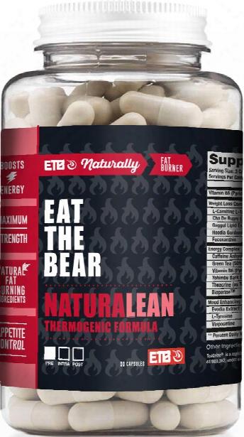 Eat The Bear Naturalean - 90 Capsules