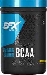 Efx Sports Training Ground Bcaa - 63 Servings Lemonade