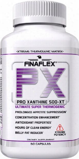 Finaflex Px White - 60 Capsules