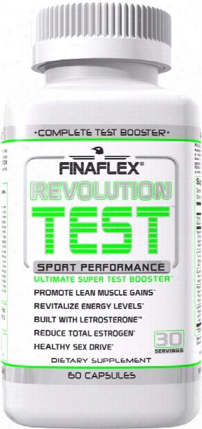 Finaflex Revolution Test - 60 Capsules