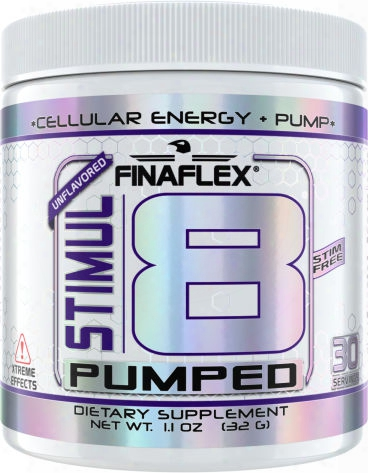 Fianflex Stimul8 Pumped - 30 Servings Unflavored