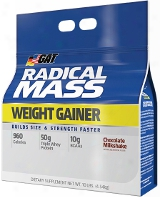 Gat Sport Radical Mass - 10lbs Chocolate