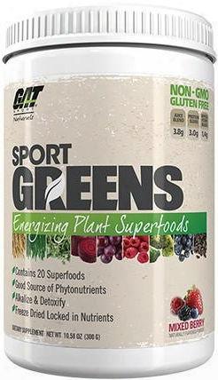 Gat Sport Sport Greens - 30 Servings Mixed Berry