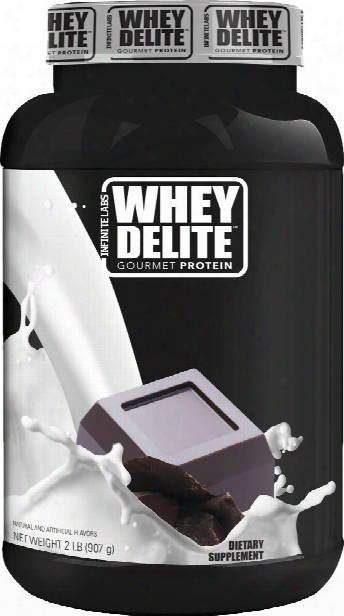 Infinite Labs Whey Delite - 2lbs Chocolate