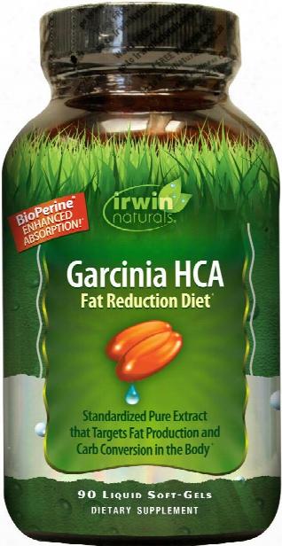 Irwin Naturals Garcinia Hca - 90 Softgels