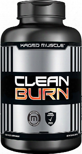 Kaged Muscle Clean Burn - 180 Vcapsules