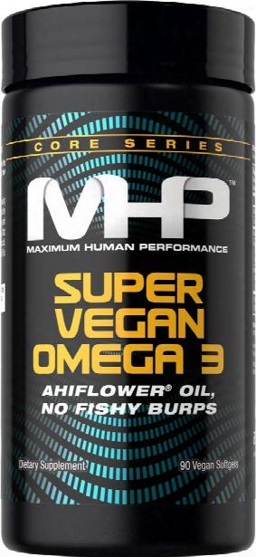 Mhp Super Vegan Omega 3 - 90 Capsules