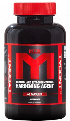 Mts Nutrition Tyrant - 60 Capsules