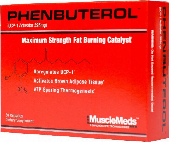 Musclemeds Phenbuterol - 30 Capsules